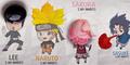 Buat Karakter Naruto, Seniman Vietnam Gunakan Benda di Sekitarnya