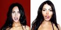 Claudia Alende, Model Hot Brasil Kembaran Megan Fox