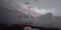 Dahsyatnya Topan Soudelor Terbangkan Mobil di Taiwan