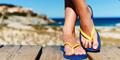 Dampak Memakai Sandal Jepit, Salah Satunya Cedera Punggung