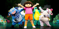 Dora The Explorer Live Show di Indonesia 24-27 September 2015