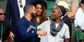 Drake & Petenis Serena Williams Kepergok Ciuman Mesra