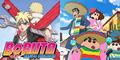 Film Crayon Shin-chan & Boruto: Naruto The Movie Tayang di Indonesia