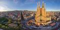 Foto Menakjubkan Kota Besar Via Drone