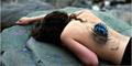 Foto Seni Body Painting Jeampiere, Seksi Tapi Mengerikan