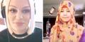 Heboh TKW Marya Ismawati 'Duet' Bareng Jessie J Nyanyi Flashlight