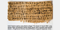Ilmuwan Teliti Naskah Kuno yang Sebut Yesus Menikah