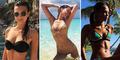 Kumpulan Foto Seksi Model & Seleb Hollywood Saat Liburan
