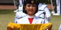 Maria Felicia Gunawan, Si Cantik Pembawa Baki Bendera Pusaka