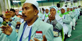 Nabung Duit Receh, Pengemis Asal Pasuruan Berangkat Haji