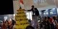 Nasi Tumpeng Kemerdekaan Ini Cetak Rekor Terbesar di Dunia