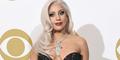 Pakai Gaun Transparan, Celana Dalam Lady Gaga Menerawang