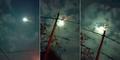 Penampakan Bola Api Hijau di Langit Argentina