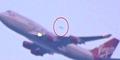 Penampakan UFO Menyalip Pesawat di AS
