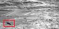 Pesawat Alien Terlihat di Mars