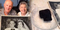 Rayakan Pernikahan, Sejoli Romantis Makan Kue Sisa 60 Tahun