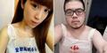 Tren Vulgar, Warga Taiwan Selfie Pakai Baju Kresek Transparan