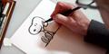 Ulang Tahun, Peanuts Rilis Video Cara Menggambar Snoopy