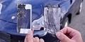 Video Uji Coba iPhone Dijadikan Kampas Rem Porsche