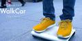 WalkCar, Mobil Mini yang Muat Dimasukkan Tas