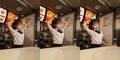 Weiwei, Dewi McDonald's Cantik Bikin Netizen Kepincut