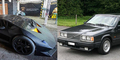 Wow! Volvo Jadul Dimodifikasi Jadi Lamborghini Rp 27 Miliar