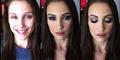 12 Wajah Bintang Porno Sebelum & Sesudah Make Up