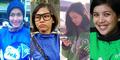 4 Pengemudi Ojek Online Cantik di Jakarta
