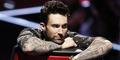 Adam Levine Tunda Konser di Korea Selatan Karena Cedera Leher