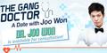 Aktor Korea Selatan Joo Won ke Jakarta 9 Oktober 2015