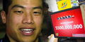 Beli Lotre Pakai Duit Nemu, Hubert Tang Menang Rp 14 Miliar