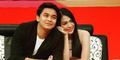 Billy Syahputra Gandeng Mesra Kezia Karamoy di Pernikahan Wishnutama