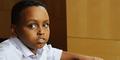 Bocah Muslim ini Mantap Ingin Jadi Presiden Amerika