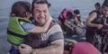 Foto Pengungsi Suriah Gendong Putrinya ini Disorot Dunia