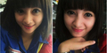 Foto Siti Rohmah Kasir Cantik Indomaret