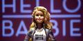Hello Barbie, Boneka Pertama yang Bisa Bicara