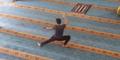 Kesurupan di Masjid, Pria Singapura Mendadak Jago Silat