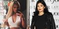 Kylie Jenner Ganti Rambut Pirang Saingi Khloe Kardashian
