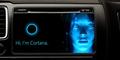 Microsoft Hadirkan Cortana di Kaca Mobil