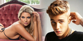 Model Playboy Sarah Harris Tampar Justin Bieber Karena Pegang Payudara