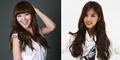Outfit Hyorin-Chorong A Pink di Hallyu Dream Festival Super Pendek