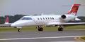 Pria Stres Begal Jet Pribadi Malah Tabrak Bandara
