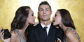 Rilis Parfum Legacy, Cristiano Ronaldo Jadi Rebutan Model Seksi