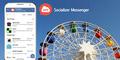 Saingi WhatsApp, Samsung Bikin Sosializer Messenger