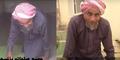 Subhanallah, Kakek Lumpuh Merangkak 3 KM ke Masjid Demi Salat Berjamaah