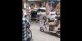 Video Istri Hancurkan Mobil Suami Sampai Remuk