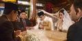 Wishnutama-Gista Putri Resmi Menikah