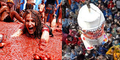 6 Festival Paling Jorok, Bau, dan Gila Di Dunia