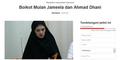 Beredar Petisi Boikot Mulan Jameela & Ahmad Dhani