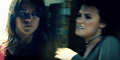 Demi Lovato-Michelle Rodriguez Duel di Video Klip Confident